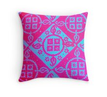 BLINK BLINK 1 Throw Pillow