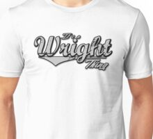 It's a Wright Thing Family Name T-Shirt Unisex T-Shirt