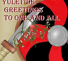 Yuletide Greetings to One and All by Radwulf
