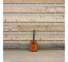 Guitars About Town - wall Photographic Print