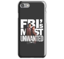 FBI's Most Unwanted MS iPhone Case/Skin