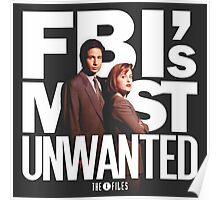 FBI's Most Unwanted MS Poster
