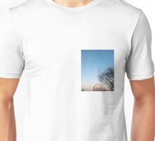 Town Carnival in the Evening Unisex T-Shirt