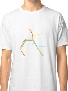 San Francisco BART Classic T-Shirt