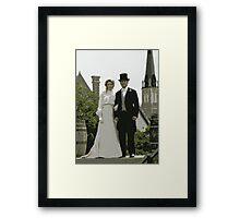 Murdochs Framed Print