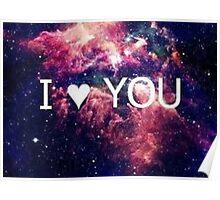 I <3 U Poster