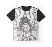 Apprehensive Boos Graphic T-Shirt