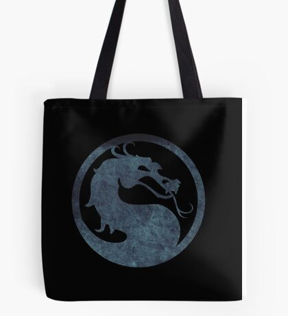 °GEEK° Mortal Kombat Logo Tote Bag