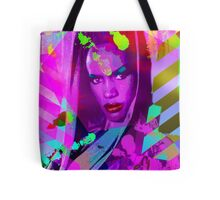Grace in your Face Tote Bag