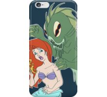 Part of Dagon's World iPhone Case/Skin