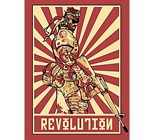 Big Boss Revolution Photographic Print