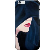 The Cloaked figures Series 3 - The Shroud iPhone Case/Skin