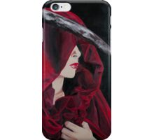 The Cloaked figures Series 2 - Lady Death iPhone Case/Skin