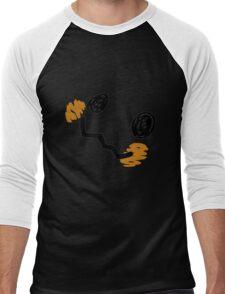 Mimikyu Face Tilted - Pokemon Men's Baseball ¾ T-Shirt