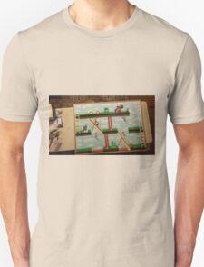 Video Game Theme Department Goal chart T-Shirt