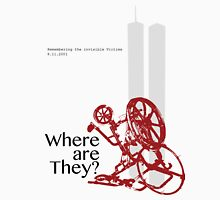 9/11 Where are they? T-Shirt