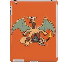 Charizard Anatomy iPad Case/Skin