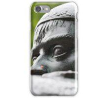 Robin Hood Statue iPhone Case/Skin