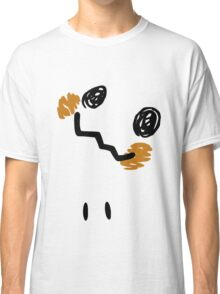 Mimikyu Face Tilted w Eyes - Pokemon Classic T-Shirt
