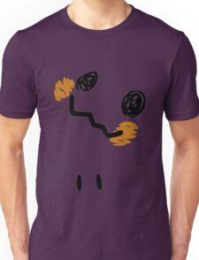 Mimikyu Face Tilted w Eyes - Pokemon Unisex T-Shirt