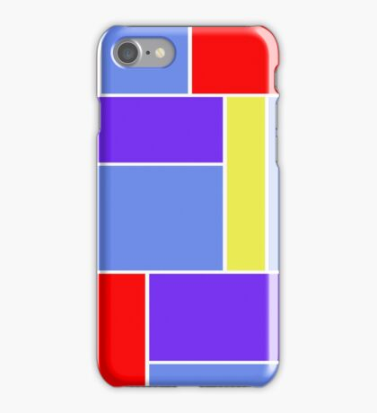 Abstract #481 iPhone Case/Skin