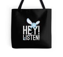 HEY Tote Bag
