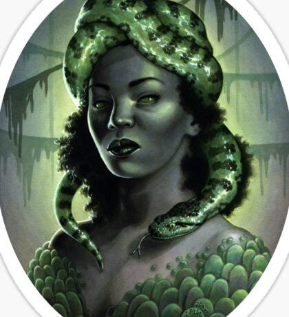 Ophidia Sticker