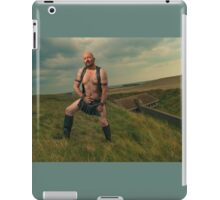 TROY - GLADIATOR  IN THE WILDERNESS iPad Case/Skin