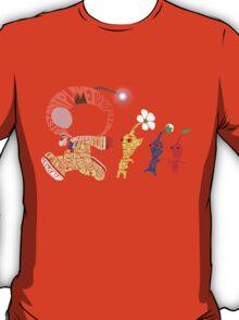 Olimar Typography T-Shirt