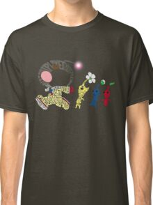Olimar Typography Classic T-Shirt