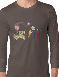 Olimar Typography Long Sleeve T-Shirt