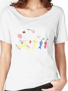 Olimar Typography Women's Relaxed Fit T-Shirt