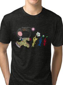 Olimar Typography Tri-blend T-Shirt