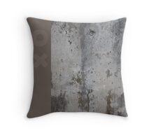 7 DAYS OF SUMMER-URBAN PILLOWS AND TOTES-TAN CONCRETE Throw Pillow