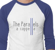 The Parallels Original Collection Men's Baseball ¾ T-Shirt