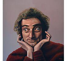 Marty Feldman Painting Photographic Print