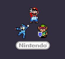 Nintendo Shirt - Mario, Zelda, Megaman T-Shirt