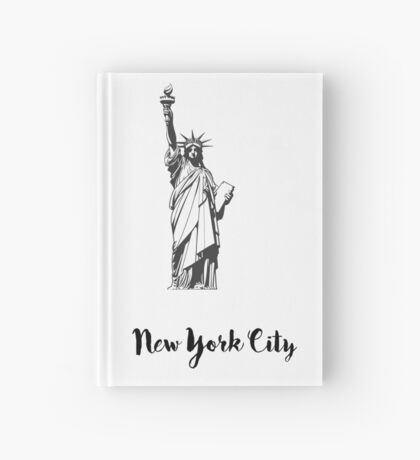 Statue of Liberty Hardcover Journal