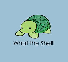 What the Shell! (Pun) Unisex T-Shirt