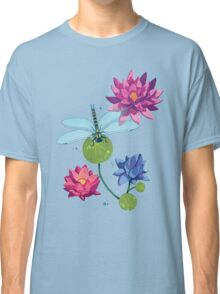 Patterns of a Pond Classic T-Shirt