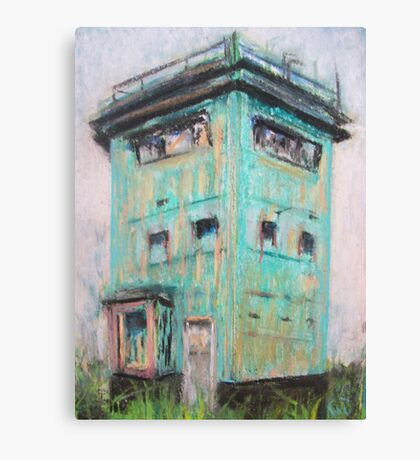 Obsolete (Pastel) Canvas Print