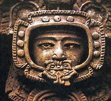 Ancient Astronaut Theory by roygbivoriginal