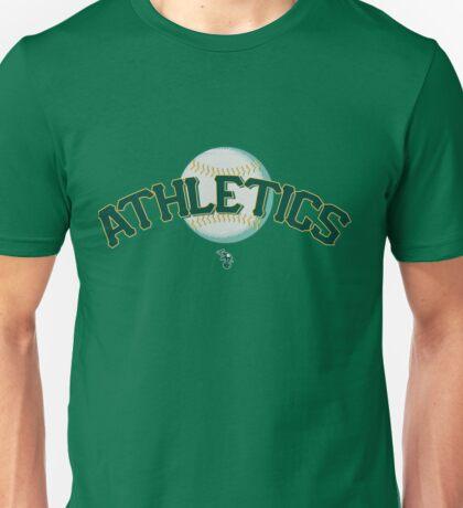 A's like Giants Unisex T-Shirt