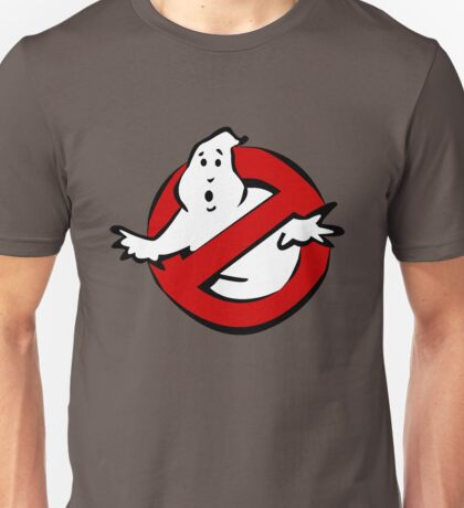 """""""I Ain't Afraid of No Ghost"""" Ghostbusters Stay Puft Mashmallow Man Green Slime Slimer Unisex T-Shirt"""