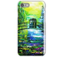 Tardis Art iPhone Case/Skin