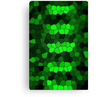 Birthstone MAY Emerald Canvas Print