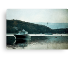 Welcome To Wherever You Are Canvas Print