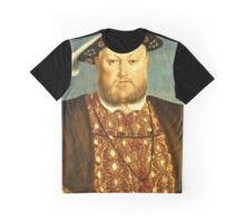 HENRY 8th-2 Graphic T-Shirt