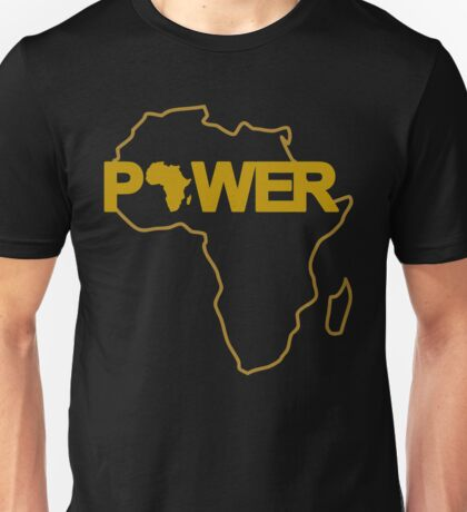 Black Power 3.0 Unisex T-Shirt