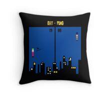 Batman Vs. Joker: Gotham City Throw Pillow